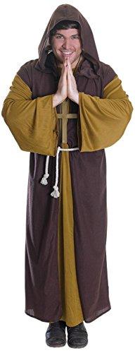 Men's Friar Tuck Robin Hood Costume - Friar Tuck Costumes