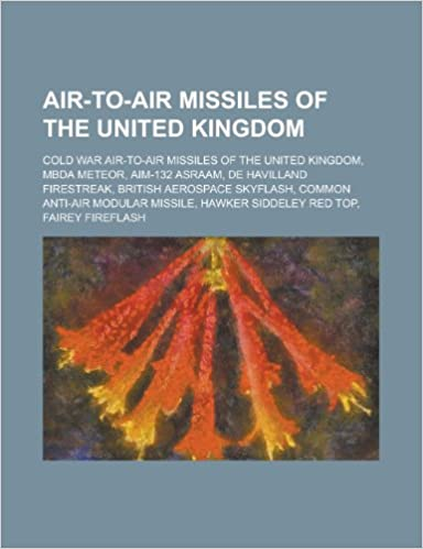Air-To-Air Missiles of the United Kingdom: Mbda Meteor, Aim