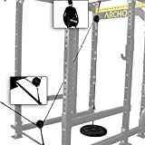ARCHON Fitness Low Pulley Cable Station