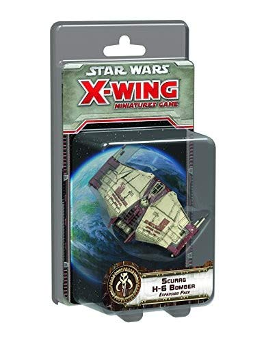 Star Wars: X-Wing - Scurrg H-6 Bomber