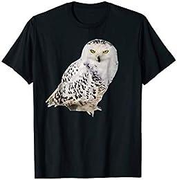 Snowy Owl T-shirt Culturally Cool Designs