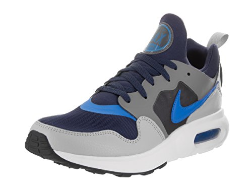 NIKE Mens Air Max Prime Running Shoes Midnight Navy/Cool Grey/Photo Blue 876068-400 Size - Blue Shoes Midnight