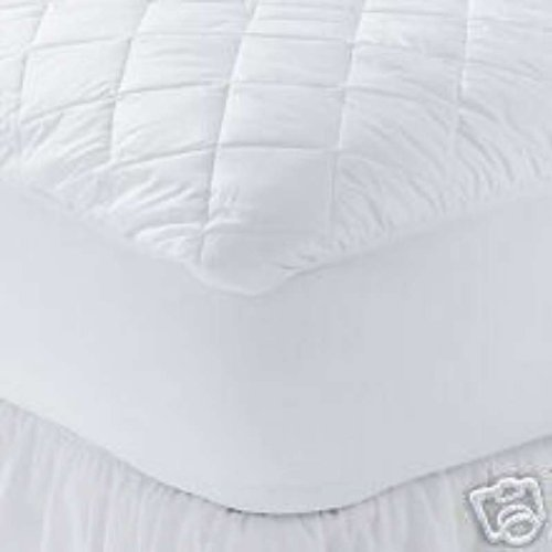 Italian Collection Ultra Plush Fitted Queen Mattress pad