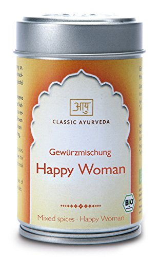 Amla Natur Bio Happy Woman Gewürzmischung, 50 g