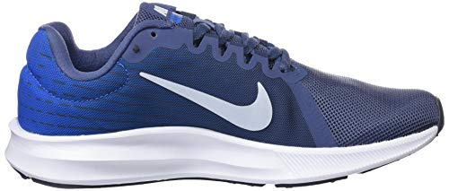 Grey 001 Wmns Blue Blaze da Nike Football Donna Cobalt Multicolore Diffused Downshifter Scarpe Fitness 8 qxaaP61Z