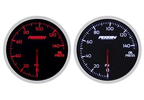 Perrin Performance ASM-GAU-015 Oil Pressure Gauge (60Mm 140 Psi)