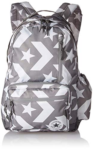 Converse All Star Go Backpack Graphic Prints, Grey, One Size -