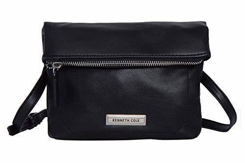 Kenneth Cole Gretchen Mini Cross body bag (BLACK)