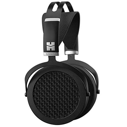 HIFIMAN SUNDARA Over-ear Full-size Planar Magnetic Headphones (Black) by HIFIMAN