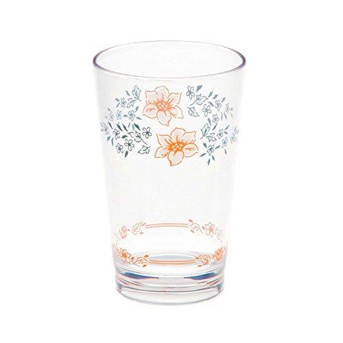 Corelle Coordinates Apricot Grove 8 Ounce Acrylic Glass