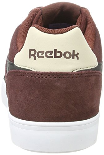 Rouge Royal burnt 2ls black Baskets Complete silver Sienna Basses Reebok white Homme stucco xAYqTpYd