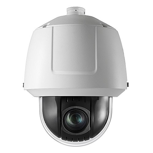 - Hikvision DS-2DF6236-AEL Day/Night Outdoor PTZ Dome Camera, Darkfighter, 2MP, 1080P, 36X Optical Zoom, WDR, Smart Tracking, IP66, Heater, POE+/24VAC