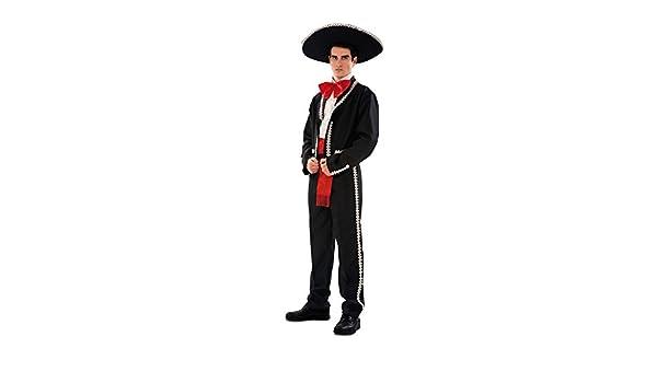 DISBACANAL Disfraz de Mariachi para Hombre - Único, M: Amazon.es ...