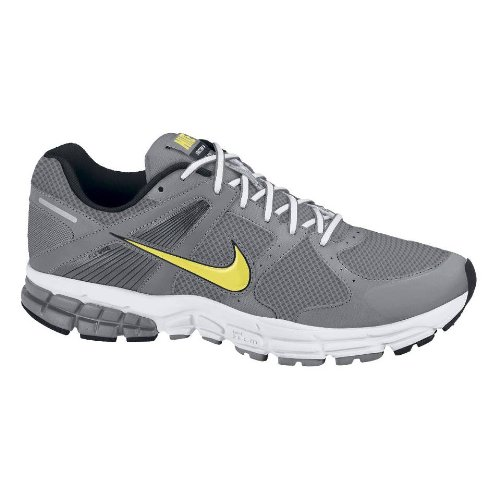 Nike Air Jordan 1 Low, Zapatillas de Deporte para Hombre MTLC COOL GREY/BLACK/WHITE/SONIC YELLOW