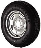 Loadstar Tires 32194 ST215/75R14 C/5H Blade Silv