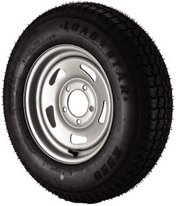Loadstar Tires 32194 ST215/75R14 C/5H Blade Silv by Load Star