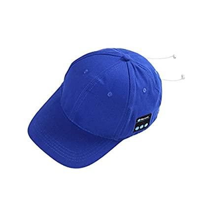 2018 Fashion Bluetooth Hat Outdoor Sport Baseball Cap Earphone Call Music Hats