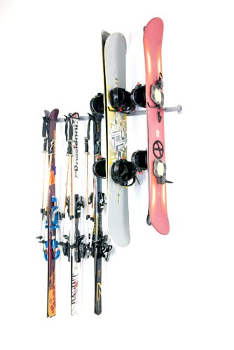 Monkey Bar Storage Ski and Snowboard Rack