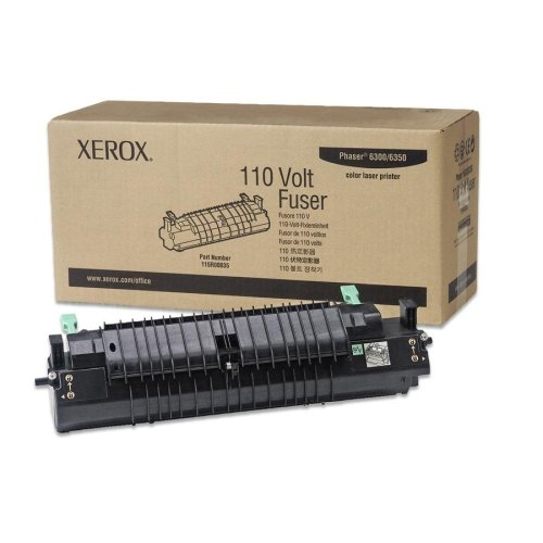 - Xerox Fuser For Phaser 6300 and 6350 Printer