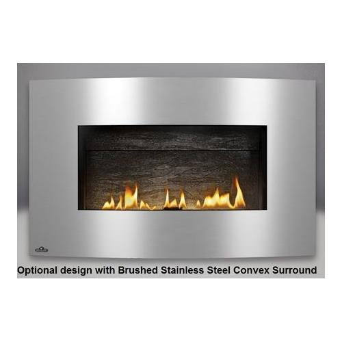 Plazmafire Wall-Mounted Gas Fireplace