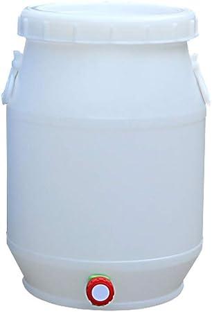 25L Cocina Residuos Compostaje Barril, Hogar Jardín de desperdicios de Comida HDPE compostaje Barril de Basura separación y Reciclaje Hecho en casa (Color : A): Amazon.es: Hogar