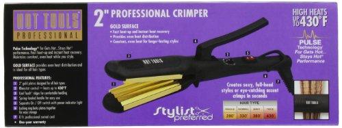 """Hot Tools 2 """" Professional Crimper (#1191)"""