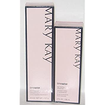 Mary Kay TimeWise 3-in-1 Cleanser Age-Fighting Moisturizer Normal – Dry Skin