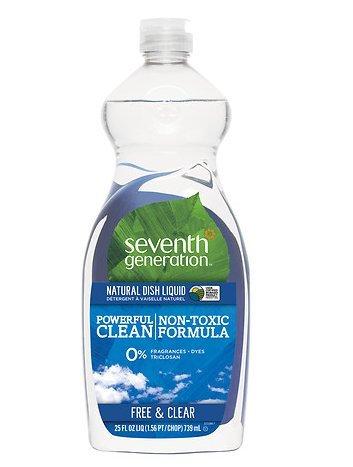 7th generation lavender dish soap - 8