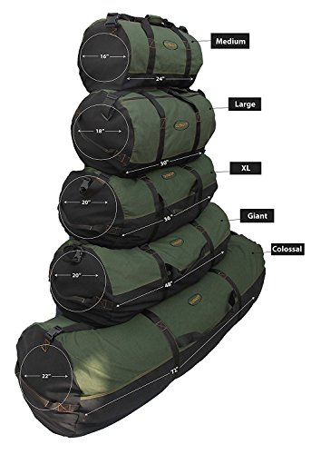 Leadmark Outback Duffle Bag, Large 30'' x 18'' by Ledmark (Image #1)