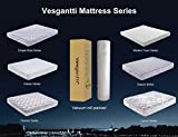 Vesgantti Air Foam Series 4FT6 Double Multilayer Breathable Design Memory Foam Mattress with Bamboo Charcoal Foam (Both Sides Available)