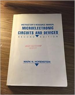 microelectronica horenstein