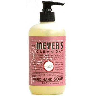 Г-жа Майер - Чистый день Жидкое мыло для рук Розмари - 12,5 унций.