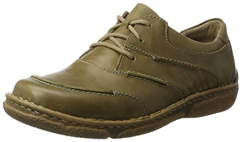 Josef Seibel SMU-Neele 03, Women's Derby Lace-up Grün (Oliv)