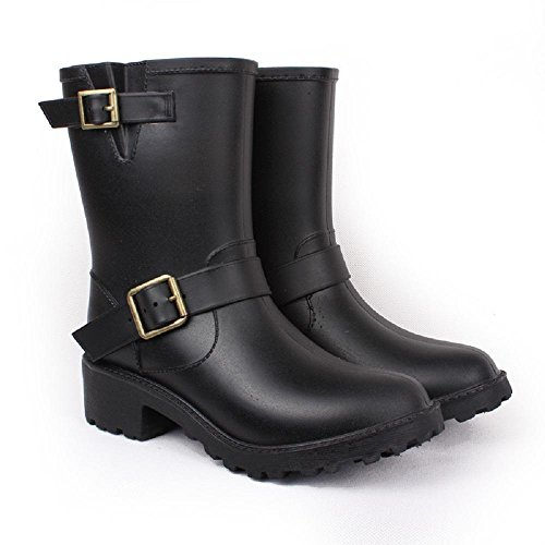 lluvia los la Ms hebilla cargadores black de Forme taqYwzt