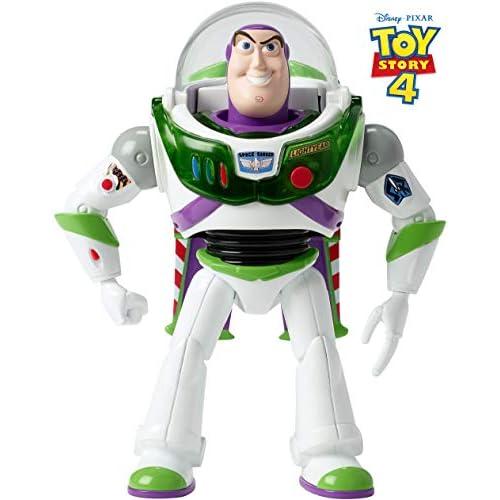 "Disney Pixar Toy Story Blast-Off Buzz Lightyear Figure, 7"""