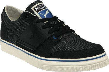 Nieuwe Puma Ace 2 Heren Casual Sneakers Schoenen Wit / Rood 12 M