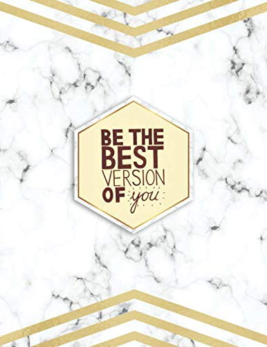Be The Best Version Of You: Academic Planner 2019-2020   Weekly & Monthly Student Organizer & Schedule Agenda   Inspirational Quotes, Notes, To-Do's, Vision Boards and More.