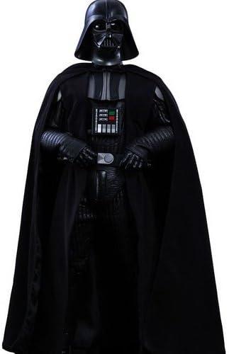 SALE CUSTOM 1//6 scale Darth Vader Cape Tunic Set Star Wars Sideshow Hot Toys