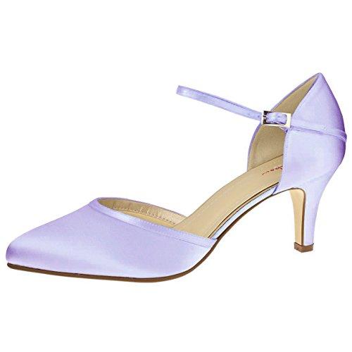 Tacco Scarpe Elsa Shoes Donna Col avorio Coloured Avorio xgw4Cwqn7v