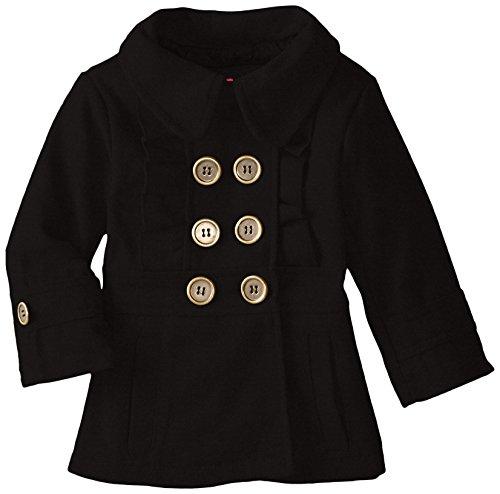 Wool Ruffle Jacket - 5