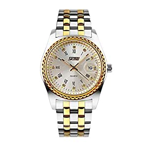 SKMEI Casual Watch For Women Analog Stainless Steel - MJS007-2
