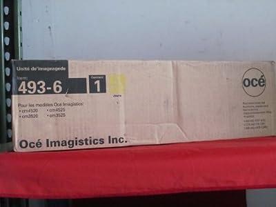 Oce Imagistics 493-6 Oem Yellow Imaging Unit For Cm3520 Cm4520 Copier/printer