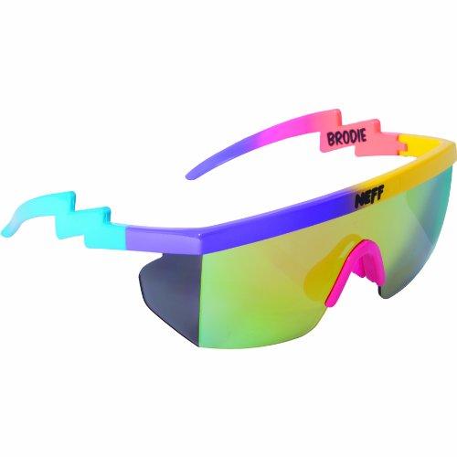 12b44fce3c3 Neff Mens Brodie Sunglasses