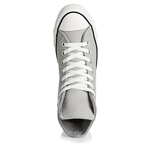 Converse Trainers - Converse Chuck Taylor All Star Hi Shoes - Ash Gray