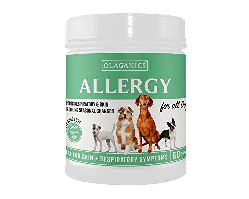 Olaganics 8109 Allergy Relief, One Size