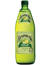 Bundaberg Lemon Lime & Bitters, 12 x 750 ml, Lemon Lime
