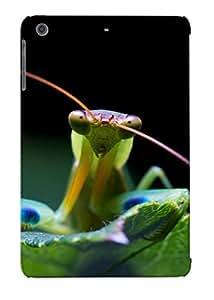 For Ipad Mini/mini 2 Fashion Design Mantis Case-OvLsIZi205OqFiz / Cover Specially Made For Thanksgiving Day's Gift