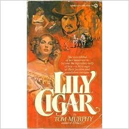 Book Lily Cigar