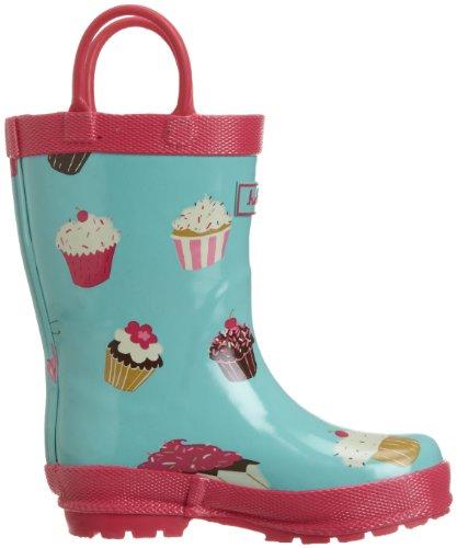 Filles Hatley Cupcakes Wellington Bottes Enfant 7