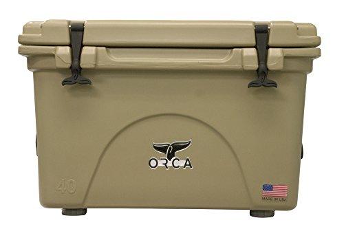 (ORCA TP0400RCORCA Cooler, Tan, 40-Quart)